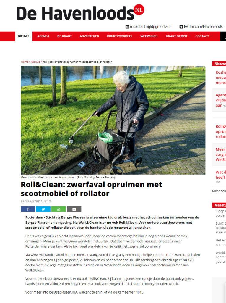Nieuw concept Roll&Clean